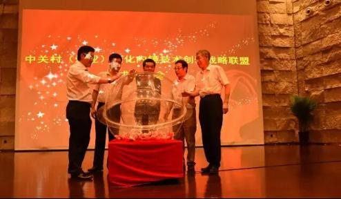 中关村(泛亚)消化内镜技术创新战略联盟正式成立!